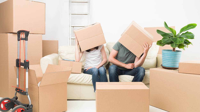 LES 10 COMMANDEMENTS : pour un déménagement sans faille